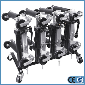 Hydraulic Vehicle Positioning Jack Stand